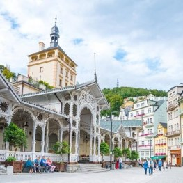Město, které umí vyléčit tělo i duši: Karlovy Vary