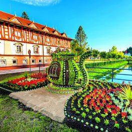 Město slavných architektů: Luhačovice