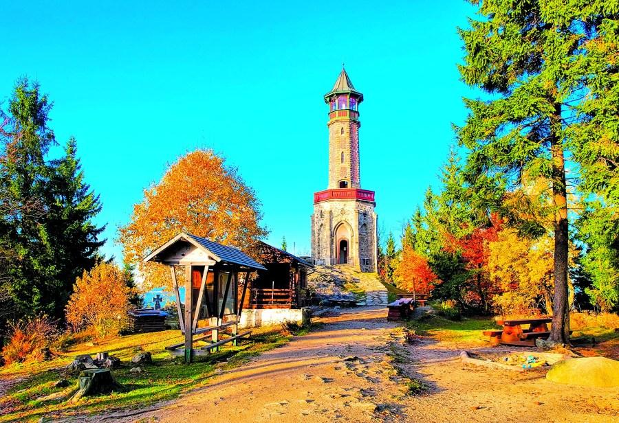 5 nejkrásnějších kamenných rozhleden Liberecka