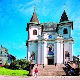 Poutní místo Hostýn: Hora zázraků sléčivým pramenem