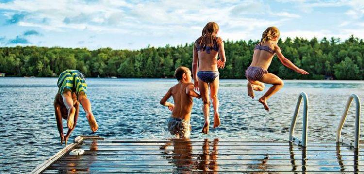 Slapy: Tuzemská dovolená s sebou přináší spoustu zážitků