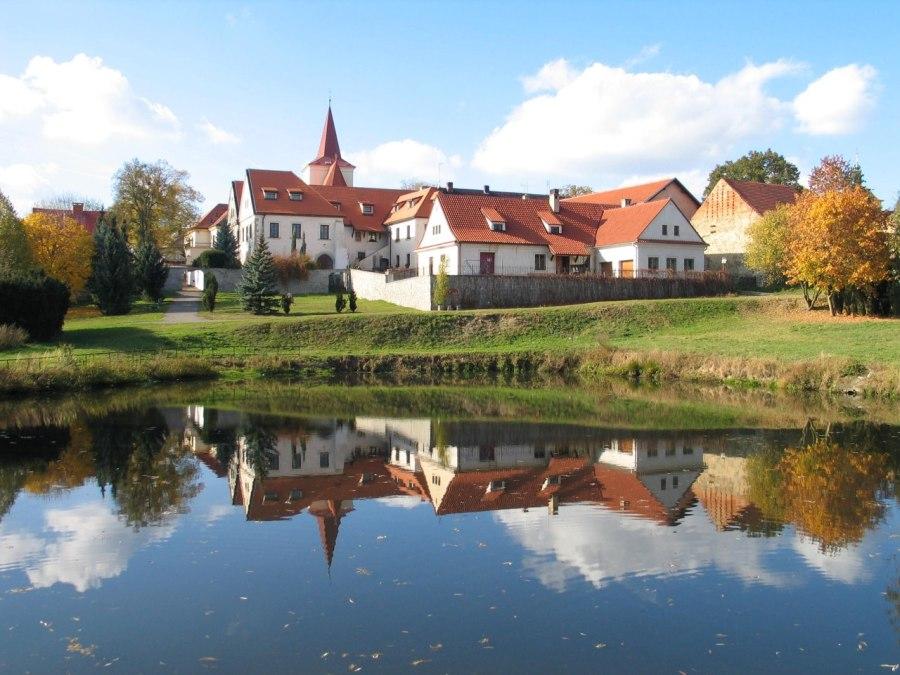 Důlní díla regionálního muzea v Jílovém u Praha