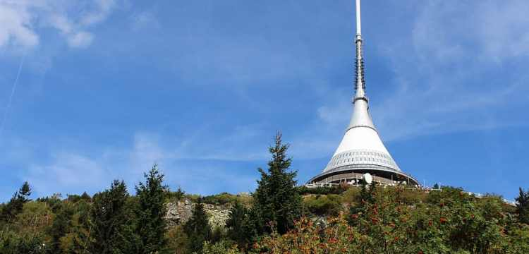 Ještěd: Symbol Libereckého kraje