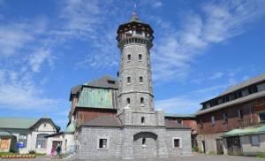 Rozhledna Klínovec: Odměna na vrcholu stejnojmenné hory