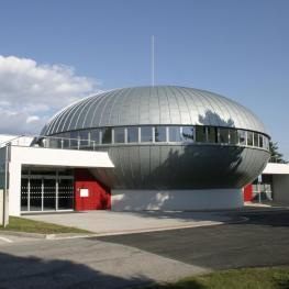 Digitální planetárium v Hradci Králové