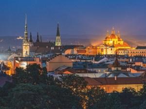Do Olomouce i vdobě COVIDové