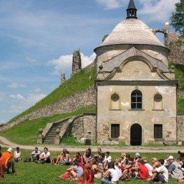 Potštejn: Hrad a zámek v jednom místě