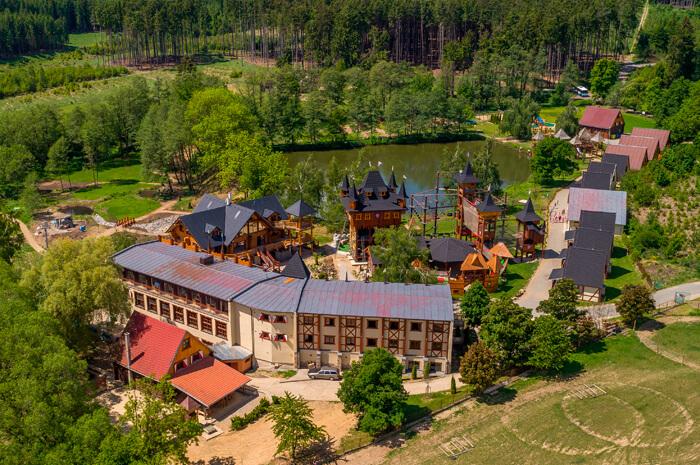 Resort Březová: Zážitek pro celou rodinu