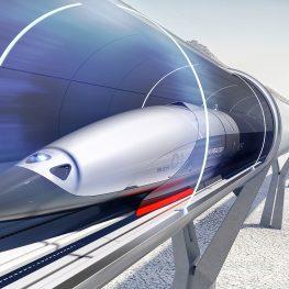 Budoucnost cestování? Přetlaková kapsle řítící se 1200 km/h!