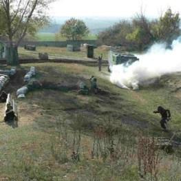Pro malé bojovníky: Army park Ořechov