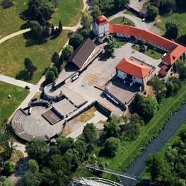 Slezskoostravský hrad: Přežil plánovanou demolici