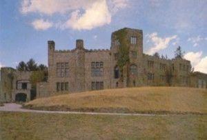 Pohnutá historie sídla Overlook v Severní Krolíně