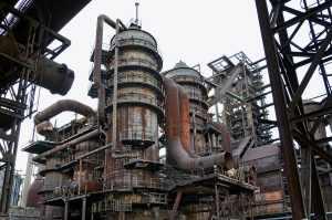 Industriální metropole Ostrava