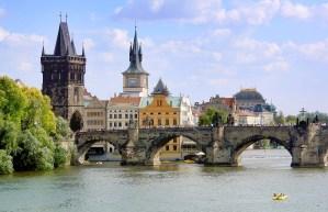 Juditin i Karlův most: Několik let zdobí Prahu společně!