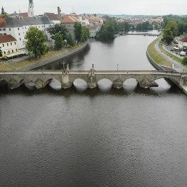 Kamenný most Písek: Perla Zlaté stezky