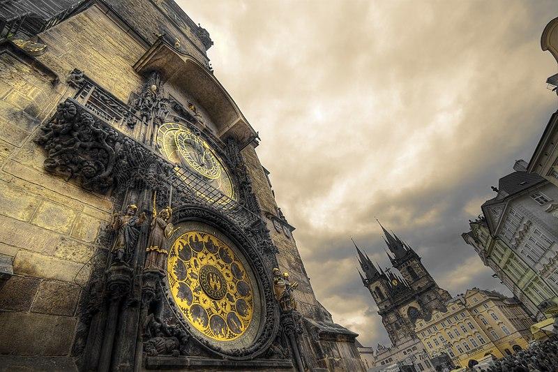 Naše nejzajímavější orloje
