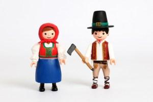 Děti společně sIGRÁČKEM objevují krásy Valašska
