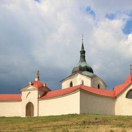 Kostel sv. Jana Nepomuckého: Chrám magického čísla pět