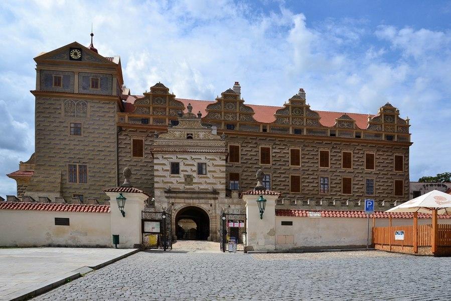 Zámek Horšovský Týn: Krása, která povstala z popela
