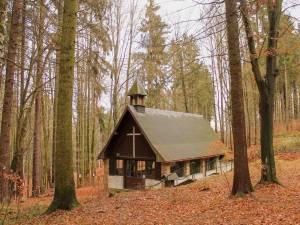 Moravská Mariazell: Zázračné místo uprostřed lesů
