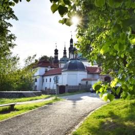 Putování Toulavou po jihočeských klášterech