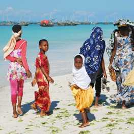 Prozkoumejte krásy Zanzibaru