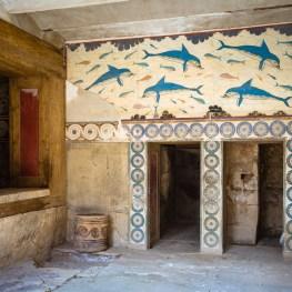Tajemný palác Knóssos: Skrývá se v něm Minotaurův labyrint?