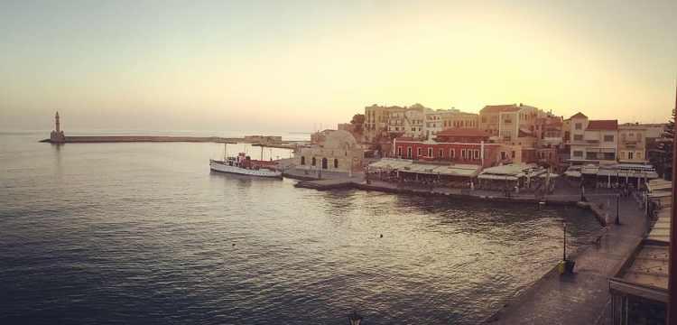 Božský ostrov Kréta