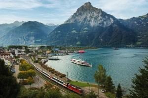 Švýcarsko: Země lanovek a železnic