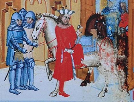 Český kníže Břetislav I. (uprostřed) je autorem prvního prohibičního zákona, který platil v našich zemích.