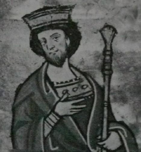 Český král Přemysl Otakar I. je dobrý stratég. Svoji dceru výhodně provdá.