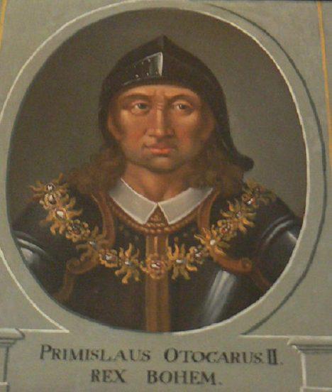 Český král Přemysl Otakar II. se stává budovatelem našeho prvního daňového systému.