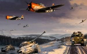 Bitva v Ardenách: Zoufalý Hitlerův pokus o zvrat ve válce