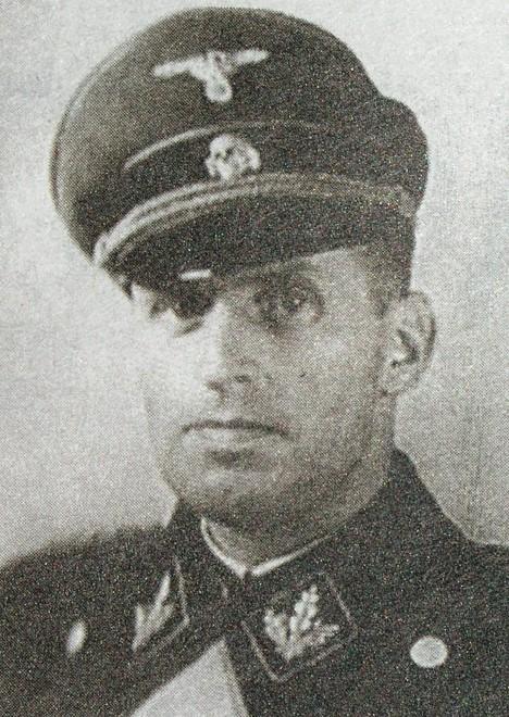 Šéf stavební složky SS Hans Kammler byl jedním z nejmocnějších mužů třetí říše.