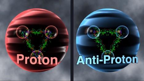 02 - Sourozenci podobní i rozdílní. To je hmota a antihmota