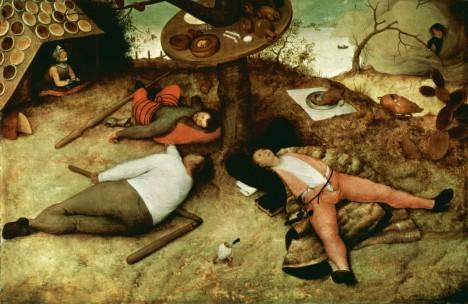 Land of Cockaigne (Pieter Bruegel Elder)