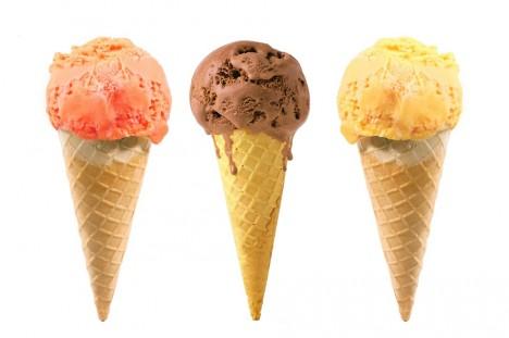 U kopečkové zmrzliny ze stánku těžko poznáte, kolik % ovoce se v ní nachází… Jenže kdo by odolal?!