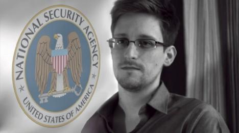 Edward Snowden, bývalý pracovník americké Národní bezpečnostní agentury NSA.