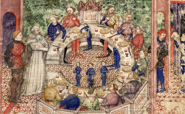 Byl král Artuš opravdu Ježíšovým potomkem nebo strážcem grálu?