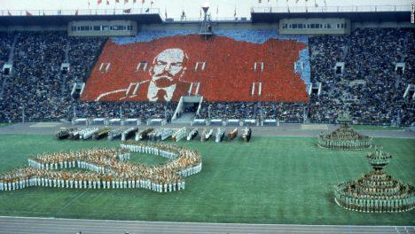 2 - Zahajovací ceremoniál nezapřel, jaký režim v pořádající zemi vládl