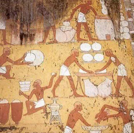 Na sýru si pochutnávají už staří Egypťané.