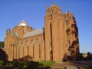 Kostel v Malawi: Když jdou amatéři do akce