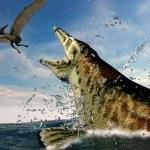 Bestie pravěkých moří: Ostrozubý ichtyosaurus!