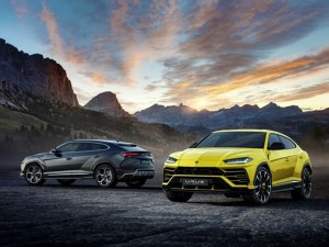 Lamborghini URUS: Býk na steroidech!