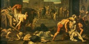 Justiniánův mor: Mrtví na tom jsou líp než živí