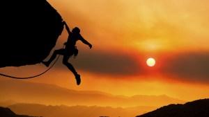 Damoklův meč horolezců: Otok mozku!