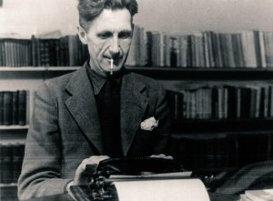 Britský spisovatel George Orwell: Co ho inspirovalo při tvorbě díla 1984?