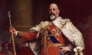 Britové svému králi přezdívali Edward Svůdník