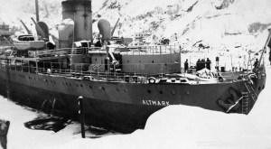Akce Altmark: Britové ukradli Němcům zajatce