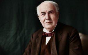 Přehledně: 10věcí, okterých netušíte, že je vymyslel Edison